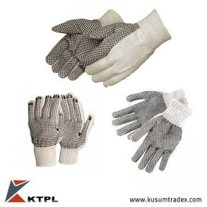 Single Side Dotted Gloves Liberty
