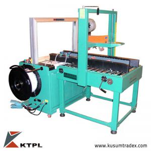 Taping & Strapping Machine (TSM)