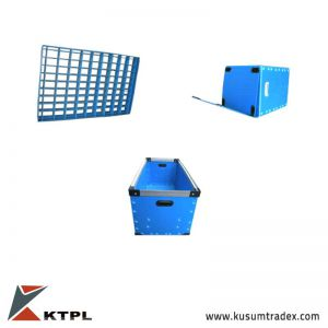 <p>PP Corrugated Sheet Crates</p>